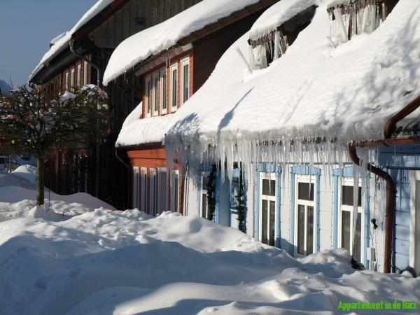St. Andreasberg winter